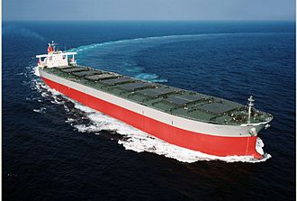 Mano Maritime - Capture bulk carrier