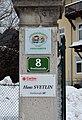 Caritas Kindergarten, Windischgarsten, sign post.jpg