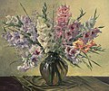 Carl Berndt - Bouquet of Gladiolas (10999321436).jpg