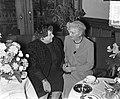 Caroline van Dommelen , 80 jaar met Heintje Davids, Bestanddeelnr 906-8351.jpg
