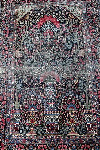File Carpet Tree Of Life Jpg Wikimedia Commons