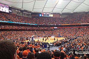 Carrier Dome - Carrier Dome in 2013