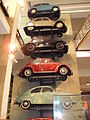 Cars up the wall, Science Museum, London - DSC05427.JPG
