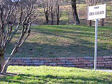 Giardino dei giusti di tutto il mondo wikipedia - Il giardino dei giusti ...