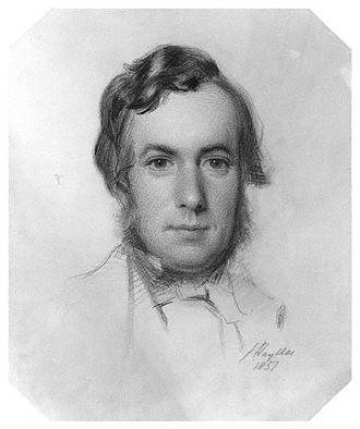 Francis Stephen Cary - portrait by James Hayllar