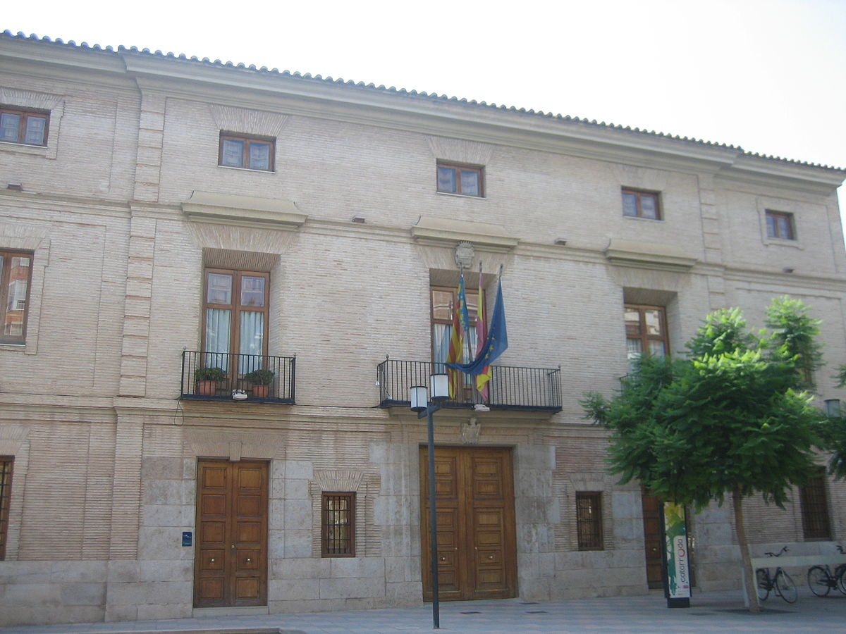 Casa vivanco catarroja viquip dia l 39 enciclop dia lliure for Juzgado de catarroja
