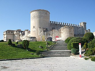 Cuéllar - Castle of Cuéllar