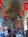 Castello di bodrum, torre d'inghilterra, int., 01.JPG