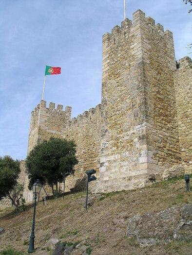 Castelo Sao Jorge Lisboa 2