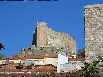 Cañada del Hoyo - Castle.