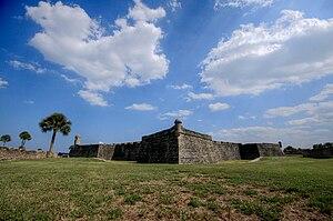 Castillo de san marcos nw