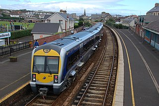 Belfast–Derry line