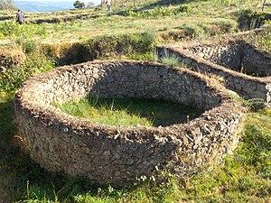 Celanova - Castromao, in Celanova.
