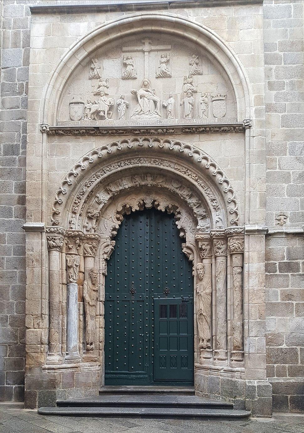 CatedralOurense Portanorte