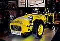 Caterham Super Seven, Jonathan Palmer Evolution, Birmingham Motor Show in the early 1990s.jpg