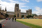 Cathedral from Palace Green - geograph.org.uk - 1400466.jpg