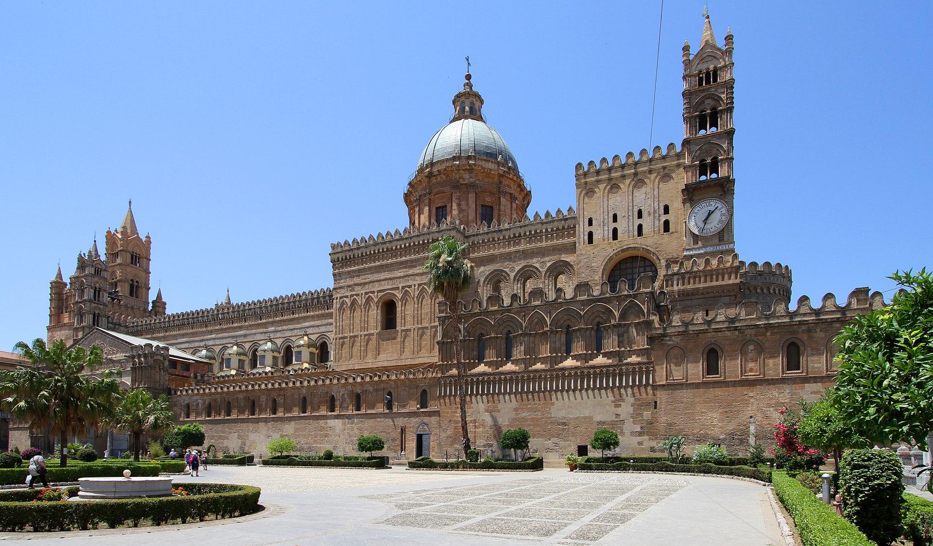 Cattedrale di Palermo. - panoramio.jpg