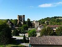 Cause-de-Clérans village.JPG