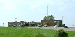 Cavan Monaghan - Municipal office in Cavan