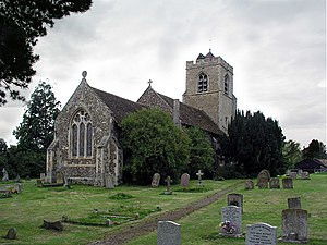 Caxton, Cambridgeshire - Image: Caxton, St Andrew geograph.org.uk 3282