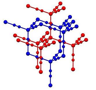 Cadmium cyanide - Image: Cd(CN)2