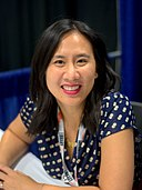 Celeste Ng at 2018 National Book Festival (cropped).jpg