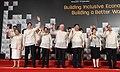 Cena de Gala ofrecida por el Presidente de la República de Filipinas (22706027317).jpg
