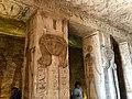 Central Hall, Temple of Hathor and Nefertari, Abu Simbel, AG, EGY (48016844122).jpg