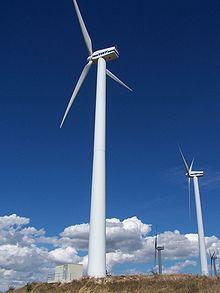 Impianto eolico a Frigento