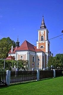 Beltinci Place in Prekmurje, Slovenia