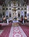 Cerkiew prawosławna p.w. Narodzenia Marii,Włodawa wnętrze.JPG