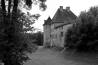 Château d'Arrentières - Image: Château 3 2010 08 25