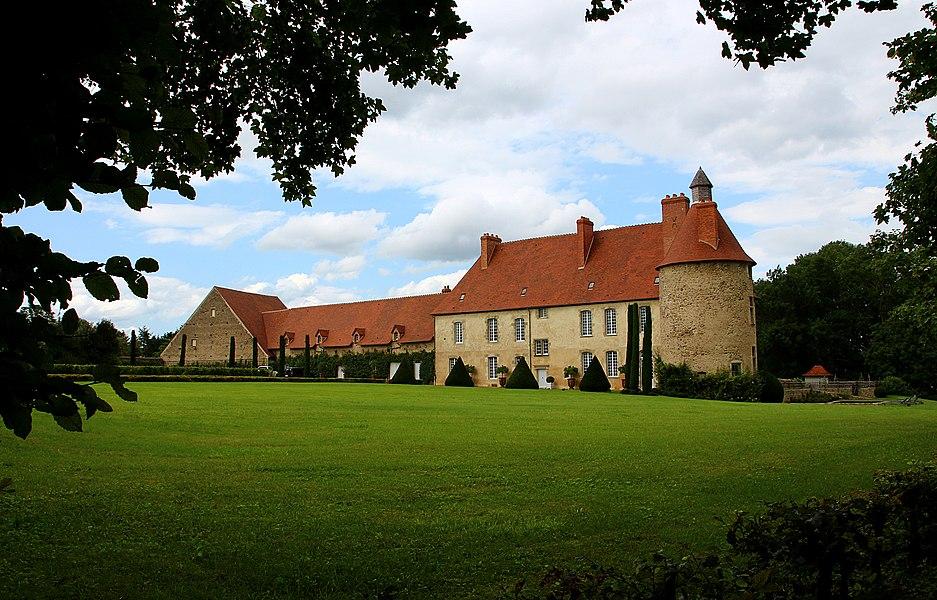 Château de Bompré, XVIème siècle, Barberier