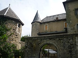 The Château of Lornay