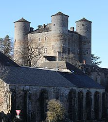 The Château of Loupiac