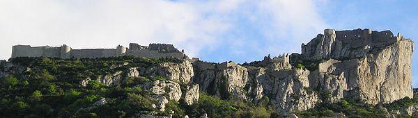 """Résultat de recherche d'images pour """"chateau de peyrepertuse"""""""