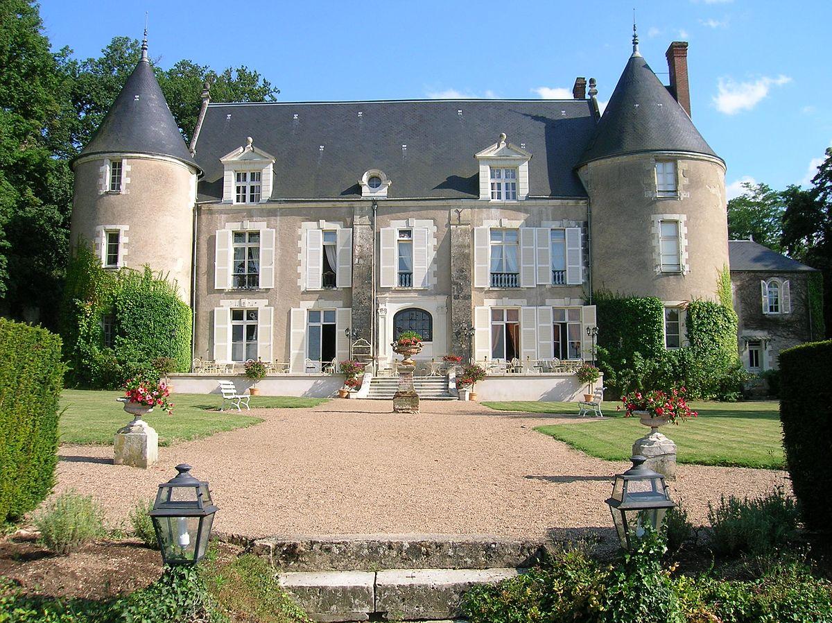 Restaurant Chateau Du Loir