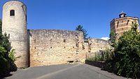 Château de Trévoux et ses deux tours.JPG