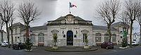 Châtelaillon-Plage Rathaus.JPG