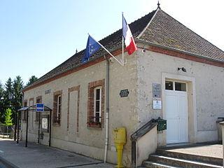 Chalmaison Commune in Île-de-France, France