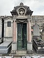Chapelle Funéraire Famille Baire Cimetière Ancien Vincennes 4.jpg