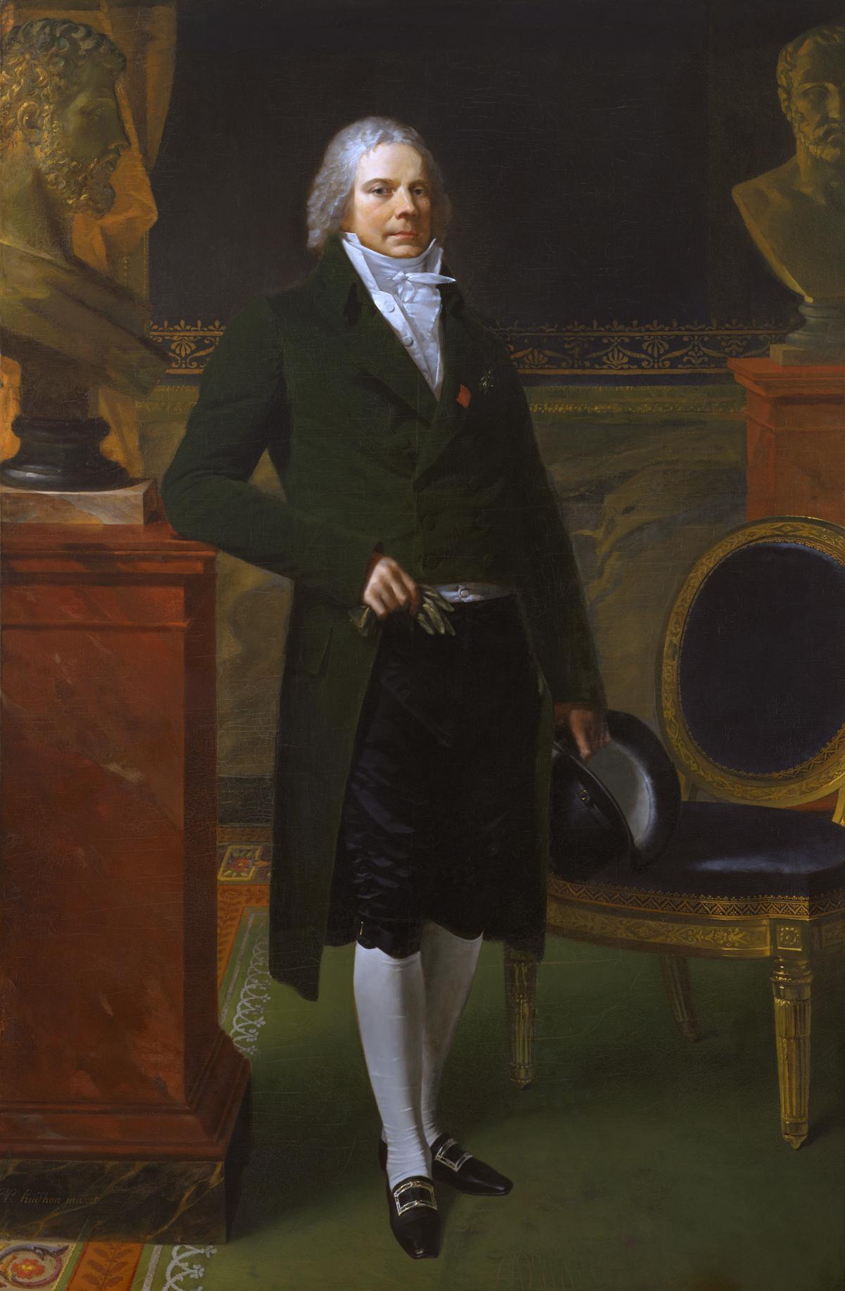 Charles maurice de talleyrand p rigord wikiquote for Giovanni adams