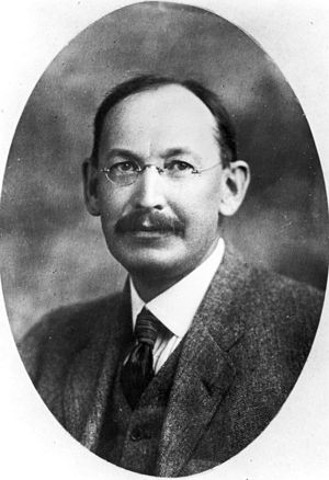 David White (geologist) - Image: Charles David White 1930 USGS port 0934