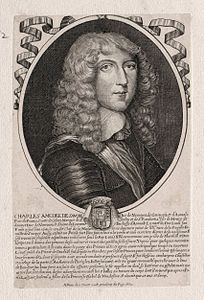 Charles Amédée of Savoy, Duke of Nemours in 1652.jpg
