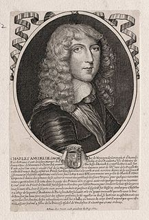 Charles Amadeus, Duke of Nemours French military leader and magnate