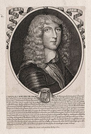 Charles Amadeus, Duke of Nemours - Image: Charles Amédée of Savoy, Duke of Nemours in 1652