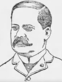 Charles W. Drew sketch, Chicago Tribune, 1887 (1).png