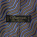 Charvet Paris griffe passe-pan cravate motif rayures.JPG
