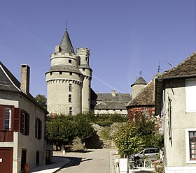 Image illustrative de l'article Château de Coussac-Bonneval