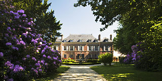 Cambremer Commune in Normandy, France